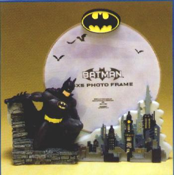 batman nightscape 4x6 frame