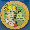 Dagwood and Blondie Wall Clock